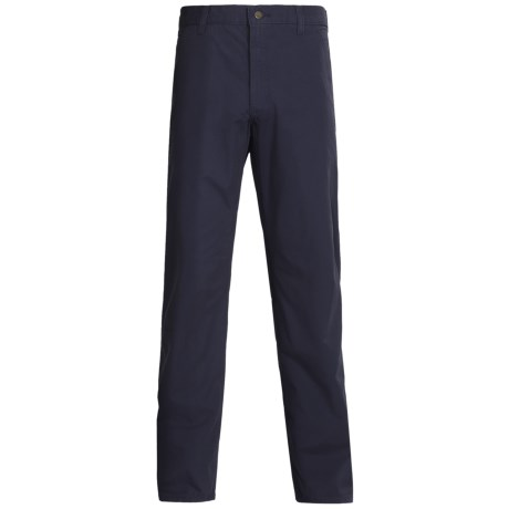 Carhartt Simple Dungaree Pants - Cotton (For Men) in Navy