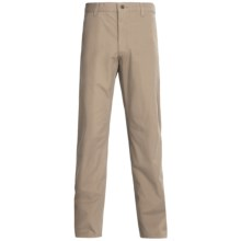 Carhartt Simple Dungaree Pants - Cotton (For Men) in Stone - Closeouts