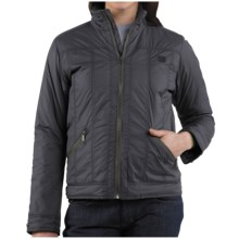 Carhartt Skyline Jacket - Insulated (For Women) in Coal - Closeouts