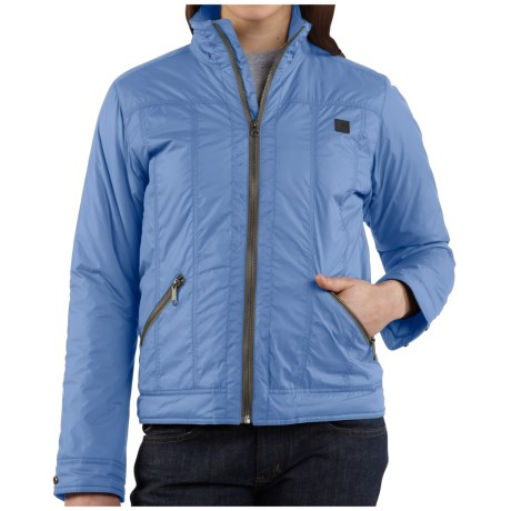 Carhartt Skyline Jacket - Insulated (For Women) in French Blue