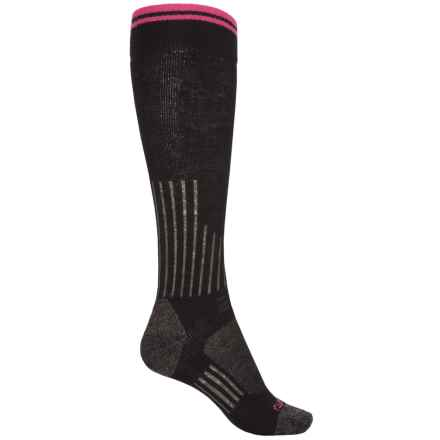 Carhartt Steel Toe Boot Socks - Merino Wool (For Women) in Black - Closeouts