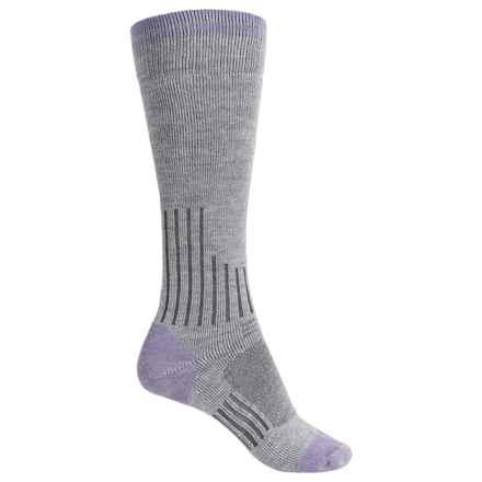 Carhartt Steel Toe Boot Socks - Merino Wool (For Women) in Heather Grey - Closeouts
