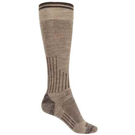 Carhartt Steel Toe Boot Socks - Merino Wool (For Women) in Khaki - Closeouts