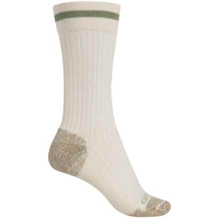 Carhartt Steel Toe Socks - Crew (For Women) in Green - Closeouts