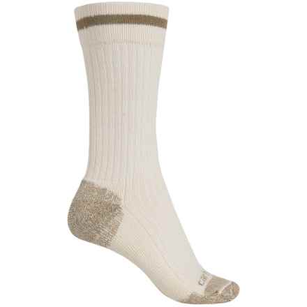 Carhartt Steel Toe Socks - Crew (For Women) in Khaki - Closeouts