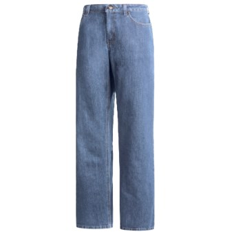 Carhartt Straight Leg Jeans (For Women) in Antique Indigo