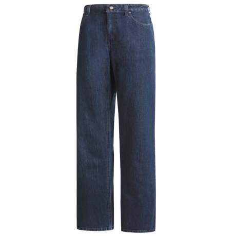 Carhartt Straight Leg Jeans (For Women) in Vintage Indigo