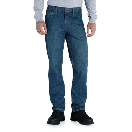 Carhartt Straight-Leg Jeans - Traditional Fit, Factory Seconds (For Men) in Trailblazer