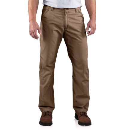 Carhartt Tacoma Ripstop Pants - Relaxed Fit (For Men) in Canyon Brown - 2nds