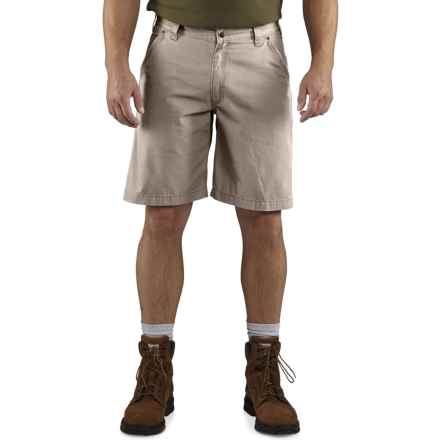 Carhartt Tacoma Ripstop Shorts - Factory Seconds (For Men) in Tan - 2nds