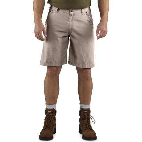 Carhartt Tacoma Ripstop Shorts - Factory Seconds (For Men) in Tan