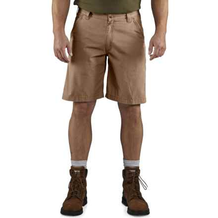 Carhartt Tacoma Ripstop Shorts - Factory Seconds (For Men) in Yukon - 2nds