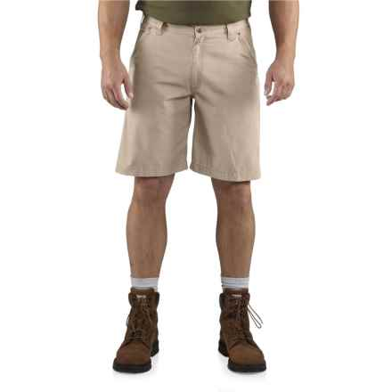 Carhartt Tacoma Ripstop Shorts - Relaxed Fit (For Men) in Tan - Closeouts