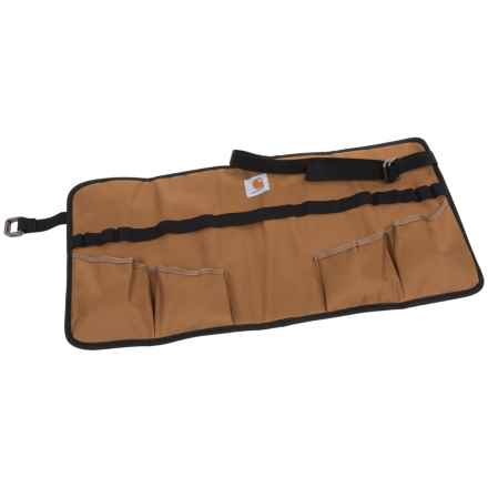 Carhartt Tailgate Tool Roll Belt in Black - Closeouts
