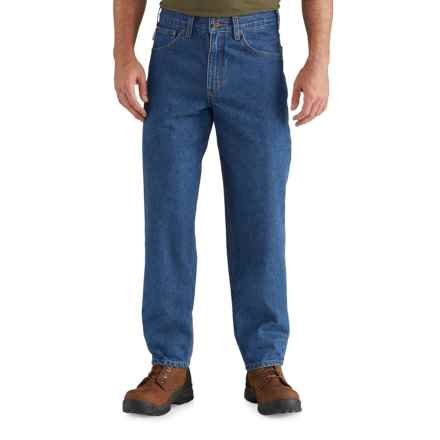 Carhartt Tapered-Leg Jeans - Relaxed Fit, Factory Seconds (For Men) in Darkstone - 2nds