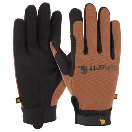 Carhartt The Fixer Gloves (For Men) in Brown