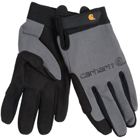 Carhartt The Fixer Gloves (For Men) in Grey
