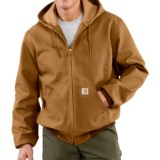 Carhartt Thermal-Lined Active Duck Jacket - Factory Seconds (For Big Men)