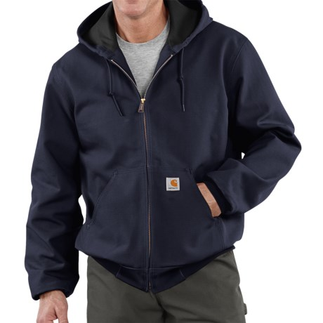 Carhartt Thermal-Lined Active Duck Jacket - Factory Seconds (For Tall Men)