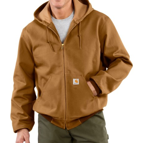Carhartt Thermal Lined Active Duck Jacket (For Big Men)