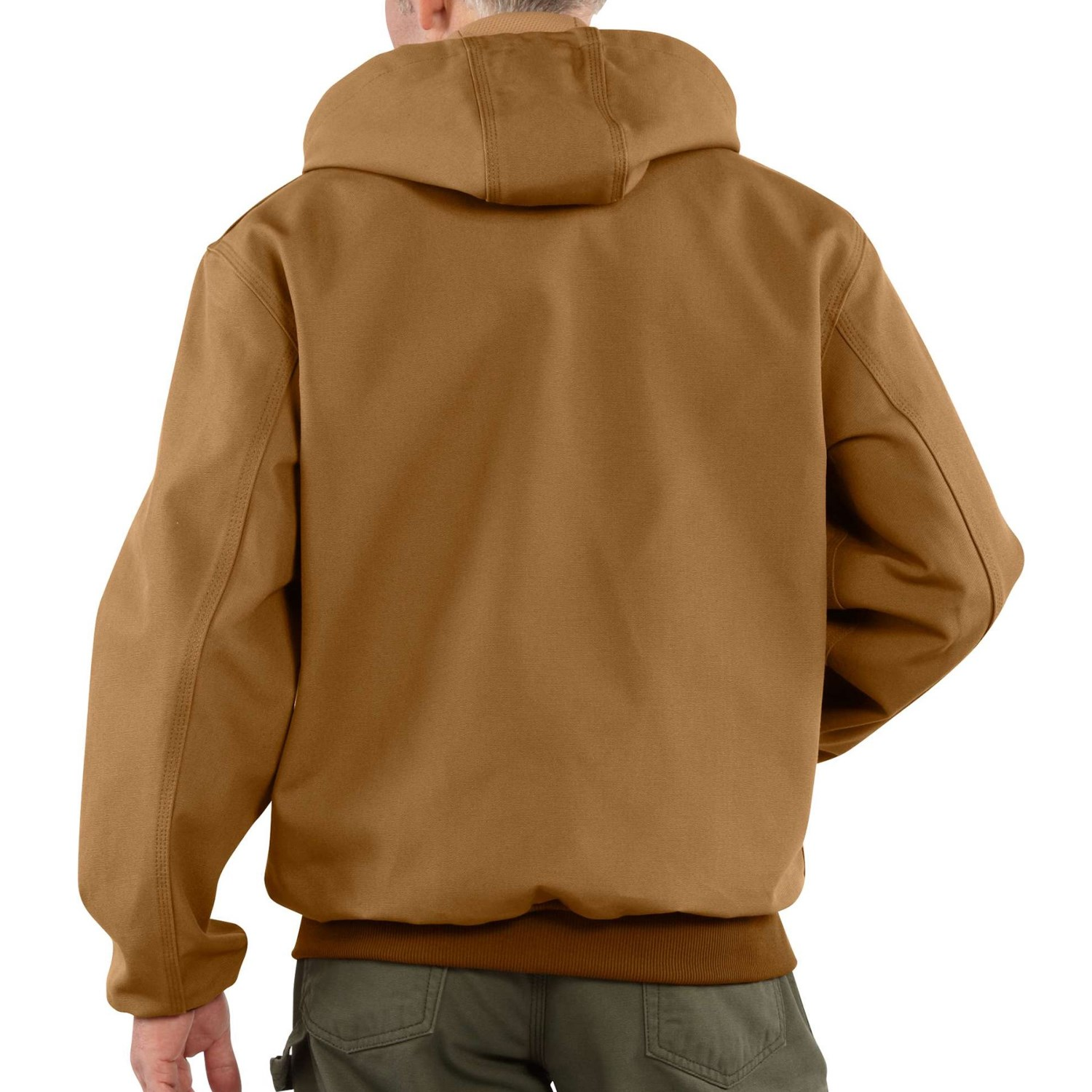 7f8b9cc92 Carhartt Thermal-Lined Duck Active Jacket - Factory Seconds (For Big and Tall  Men)