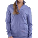 Carhartt Track Jacket - Zip Front, Stretch Cotton (For Women)
