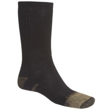 Carhartt Traditional All-Season Cotton Socks - Crew, Lightweight (For Men) in Black - 2nds