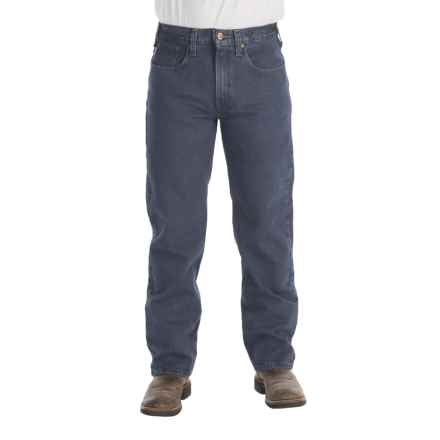 Carhartt Traditional Fit Denim Jeans - Straight Leg, Factory Seconds (For Men) in Deepstone - 2nds
