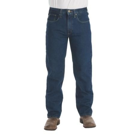 Carhartt Traditional Fit Denim Jeans - Straight Leg (For Men) in Dark Vintage Blue