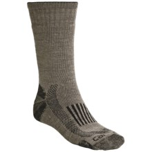 Carhartt Triple-Blend Thermal Socks - Midweigh, Crewt (For Men) in Tan - 2nds