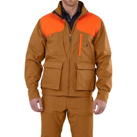 Carhartt Upland Field Jacket (For Men) in Carhartt Brown