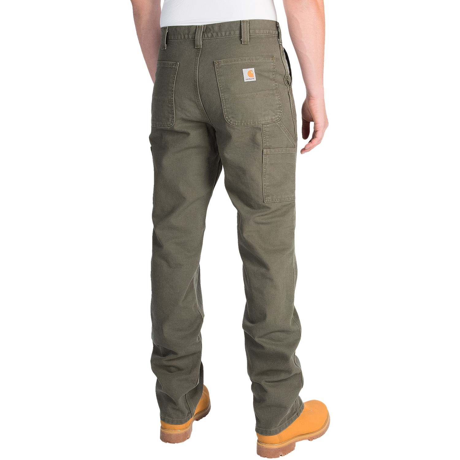 Carhartt Washed Duck Dungarees (For Men)