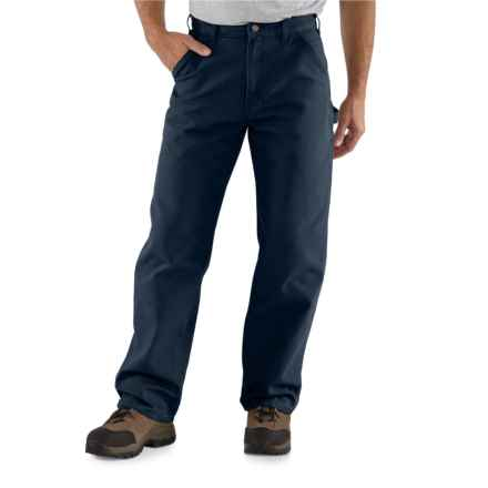 e723199da5 Carhartt Washed Duck Work Dungarees - Factory Seconds (For Big and Tall Men)  in