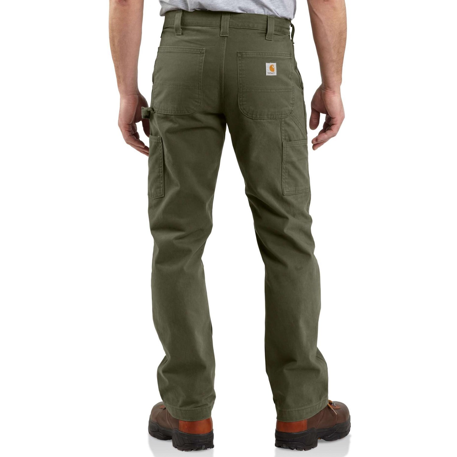Carhartt Washed Twill Work Pants (For Men)