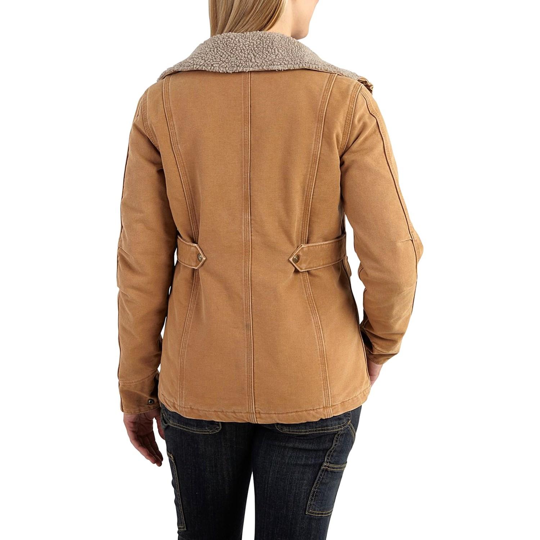 Cotton Factory: Carhartt Wesley Coat (For Women
