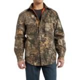 Carhartt Wexford Camo Shirt Jacket - Factory Seconds (For Men)