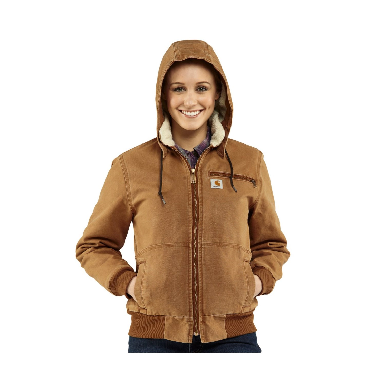 Women carhartt jacket