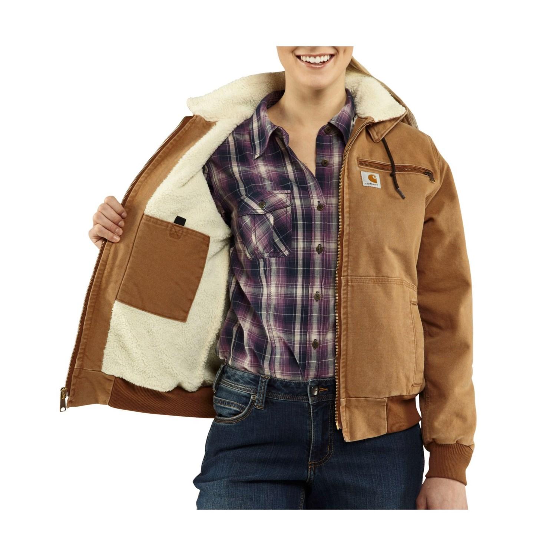 Where to buy womens carhartt jackets