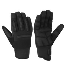 Carhartt Winter Ballistic Gloves - Waterproof (For Men and Women) in Black/Dark Grey - Closeouts