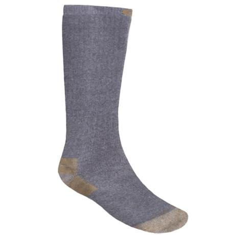 Carhartt Work Boot Socks - Crew (For Men) in Black