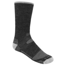 Carhartt Work-Dry® All-Terrain Socks, Crew (For Men) in Charcoal - 2nds