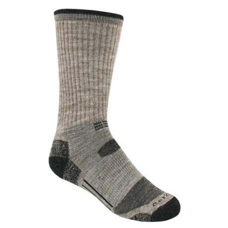 Carhartt Work-Dry® All-Terrain Socks, Crew (For Men) in Tan