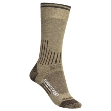 Carhartt Work-Dry® Graduated Compression Boot Socks - Midweight (For Women) in Khaki/Brown - 2nds