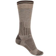 Carhartt Work-Dry® Graduated Compression Boot Socks - Midweight (For Women) in Khaki - 2nds
