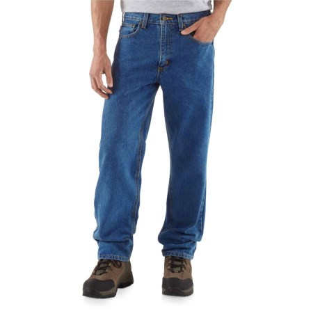Carhartt Work Jeans - Denim (For Men) in Darkstone