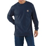 Carhartt Work Wear T-Shirt - Long Sleeve (For Men)