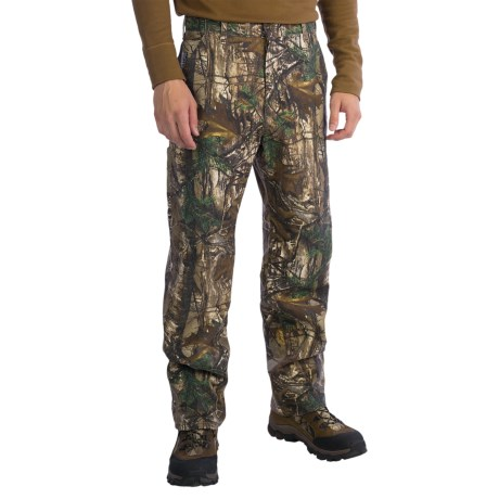 Carhartt WorkCamo® AP Dungaree Pants - Factory Seconds (For Men) in Realtree Xtra