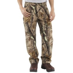 Carhartt WorkCamo® AP Dungaree Pants (For Men) in Realtree Hardwoods Ap