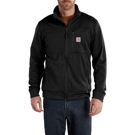 786e7caf692 Carhartt Workman Polartec® Fleece Jacket (For Men) in Black