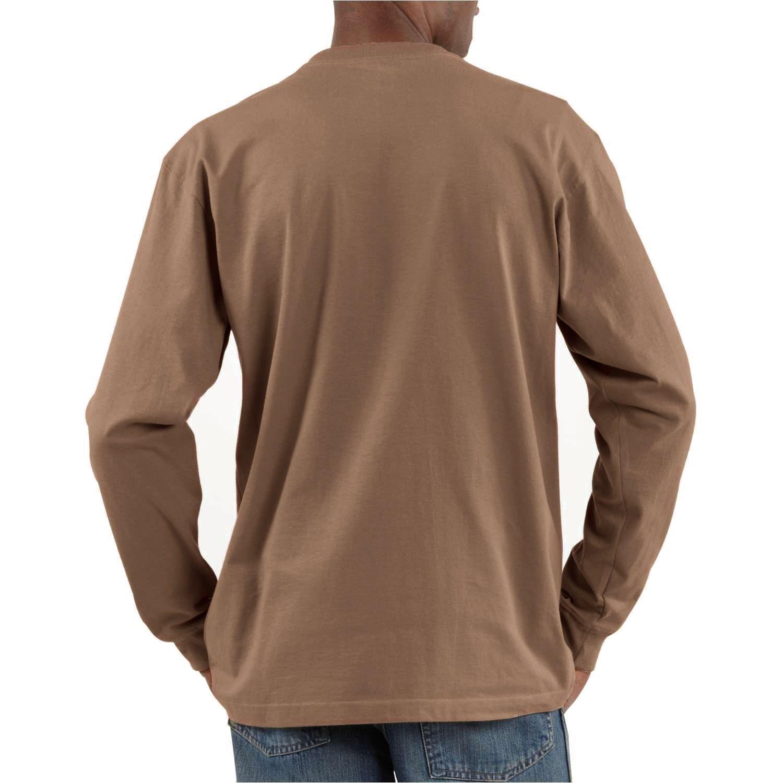04b8bab4 Carhartt Workwear Pocket Henley Shirt - Long Sleeve (For Men)